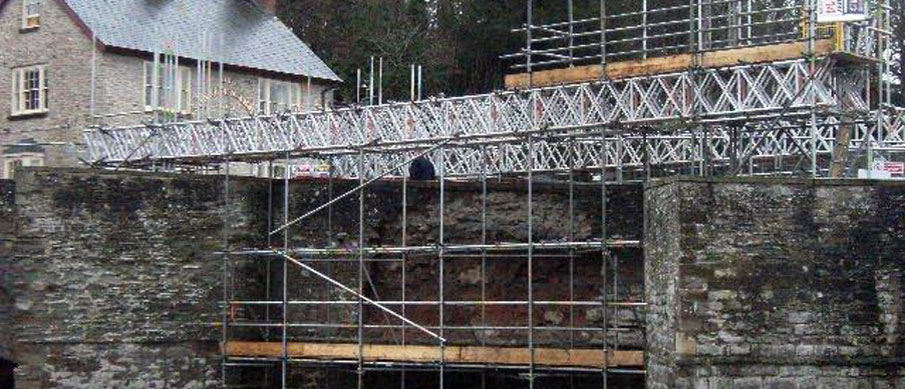 Scaffolding Domestic And Commercial Erect A Scaffold